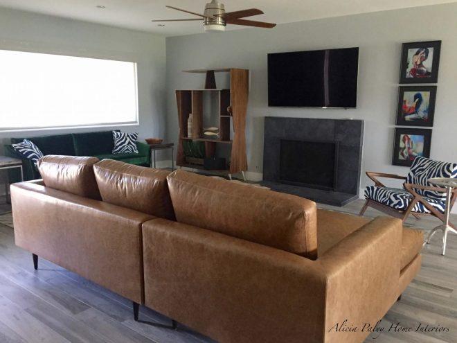 Thousand Oaks Living Room - Sofa Back