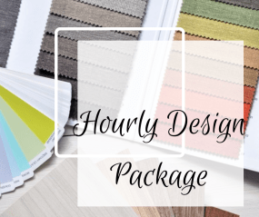 Hourly Design Services Package
