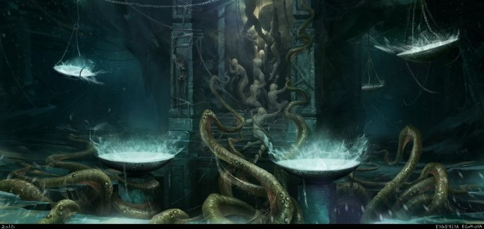 eldritch art