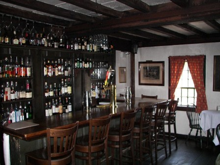 White Horse Tavern in Newport as seen in American Public House Review