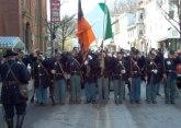 St. Pattys Day civil war brigade