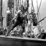 Errol Flynn from Captain Blood