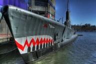 USS Torsk - Inner Harbor Baltimore