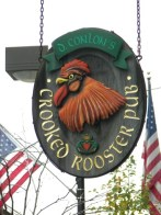 The Crooked Rooster - Watkins Glen, New York