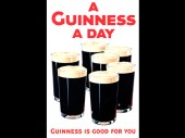 Guinness 1934ad
