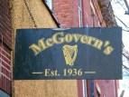 McGovern's in Newark, NJ