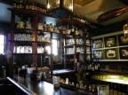The backbar at the Inn of the Hawke