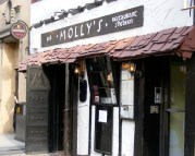 Molly's Shebeen in Manhattan