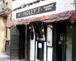Molly's Shebeen in Manhattan