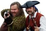 Cap'n Slappy and Ol' Chumbucket
