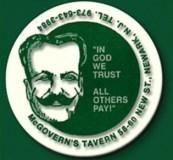McGovern's logo