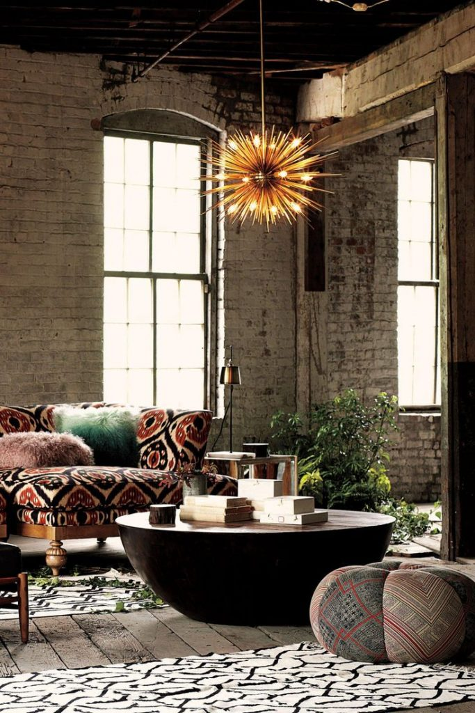 Living The Anthropologie Way Of Life Living Rooms: Anthropologie's Fall Catalog Celebrates Cultural Style At
