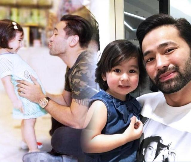 Hayden Kho Cherishes Each Moment Of Fatherhood With His Firstborn Scarlet Snow Belo Take A Look At These Aww Invoking And Gigil Moments Shared Between