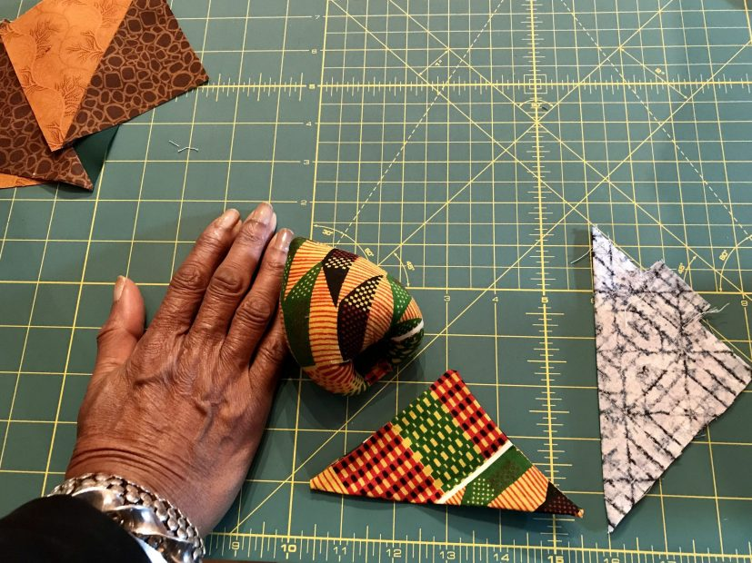 Teaching Traditions with Thread at Gee's Bend Quilting Retreat