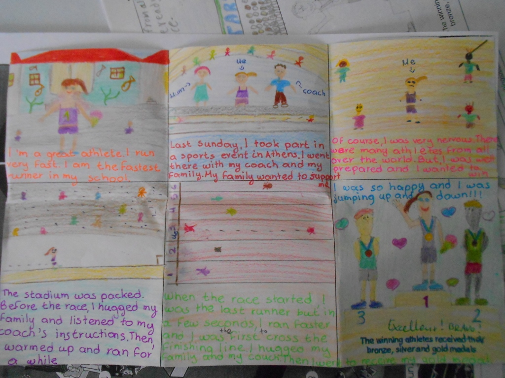 School Sports Day Activities Teaching Kids About The