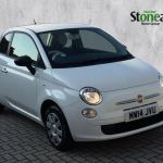 Used Fiat 500 For Sale Stoneacre