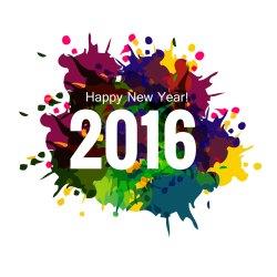 API New Year 2016 !
