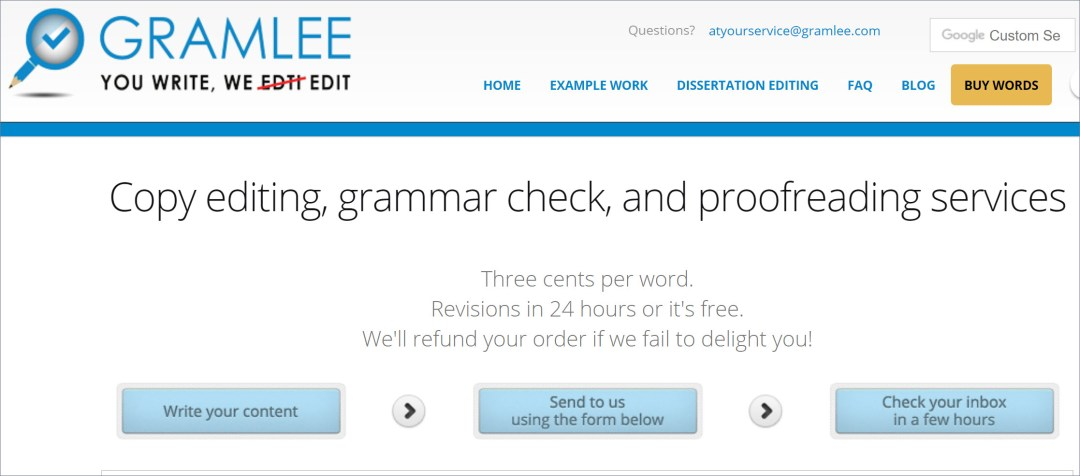 Online Proofreading Jobs and proofreading and editing services - Gramlee