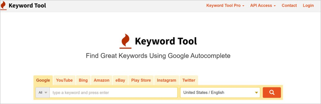 free keyword research tools is for seo blog posts
