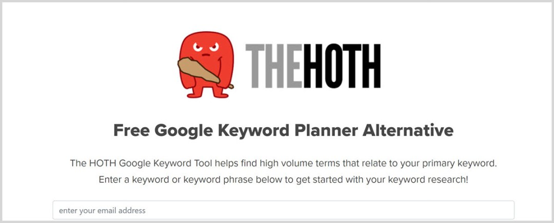 Theogh free keyword research tools for seo blog posts