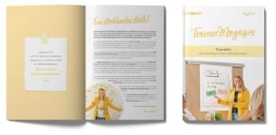 Mockup Trainer Magazin