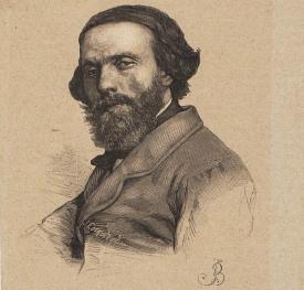 Cyprian Norwid, fot. Cyfrowa Biblioteka Narodowa Polona