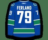 Micheal Ferland's Jersey