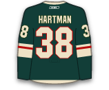 Ryan Hartman's Jersey