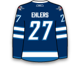Nikolaj Ehlers's Jersey