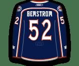 Emil Bemstrom's Jersey