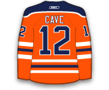 Colby Cave's Jersey