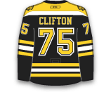 Connor Clifton's Jersey