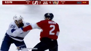 Josh Brown vs. Luke Witkowski