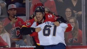 Travis Hamonic vs. Riley Stillman