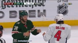 Ryan Hartman vs. Brenden Dillon