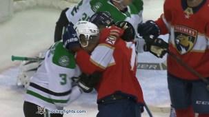 Patric Hornqvist vs. John Klingberg