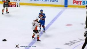 Pierre-Édouard Bellemare vs. Ryan Getzlaf