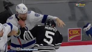 Connor Murphy vs. Erik Cernak