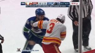 Bo Horvat vs. Connor Mackey