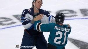 Jacob Middleton vs. Logan Stanley