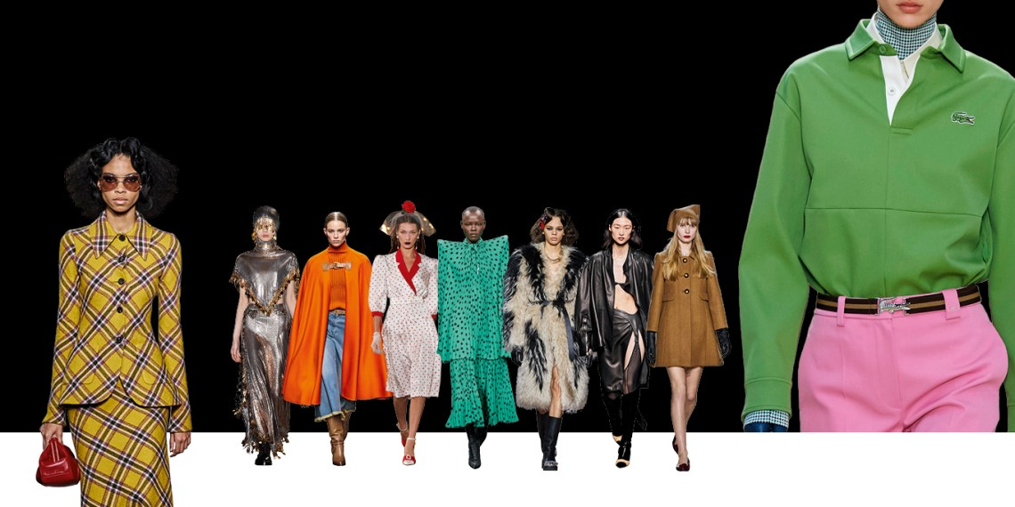 10 Fashion Trends for Fall-Winter 2020/2021 | Elle Canada