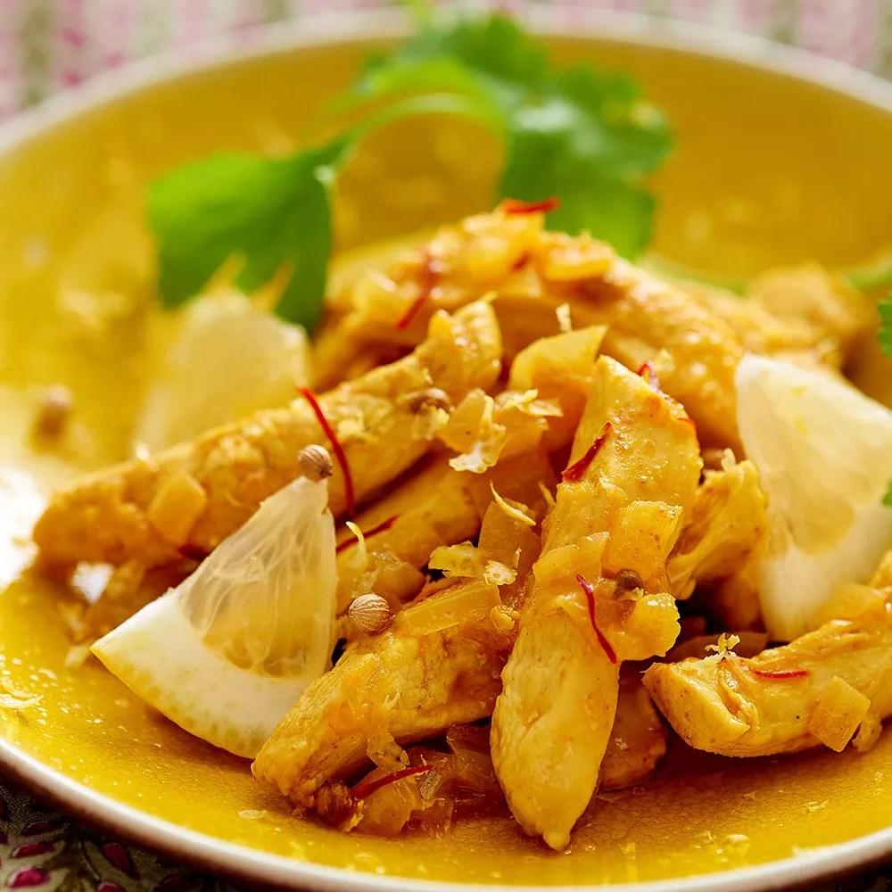 Poulet Au Citron Confit Une Recette Epic Cuisine Le