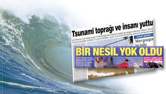 olaylar tsunami
