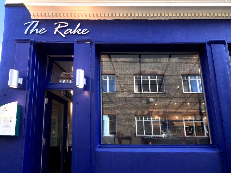 Meet the Brewer at The Rake, Borough image