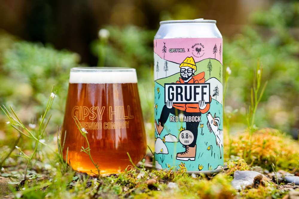 Gruff – The making of a 100 day lager image