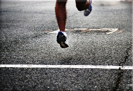 Resolution: Cross a Finish Line.