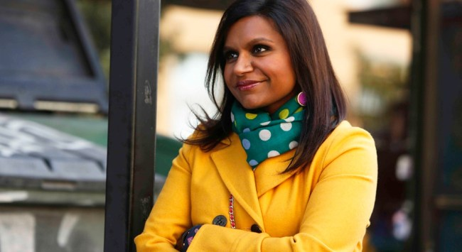 "Mindy Kaling's Rules For Writing in a ""Voice Checklist."""