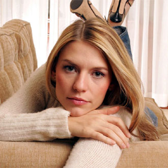 A Happiness Lesson from Claire Danes.