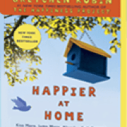 "Blatant Self-Promotion: Paperback of ""Happier at Home"" Is Available for Pre-Order."