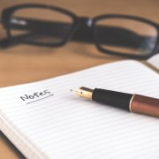 """Before and After: """"I Needed to Establish a Small, Non-Threatening Daily Writing Habit, and I Needed Accountability."""""""